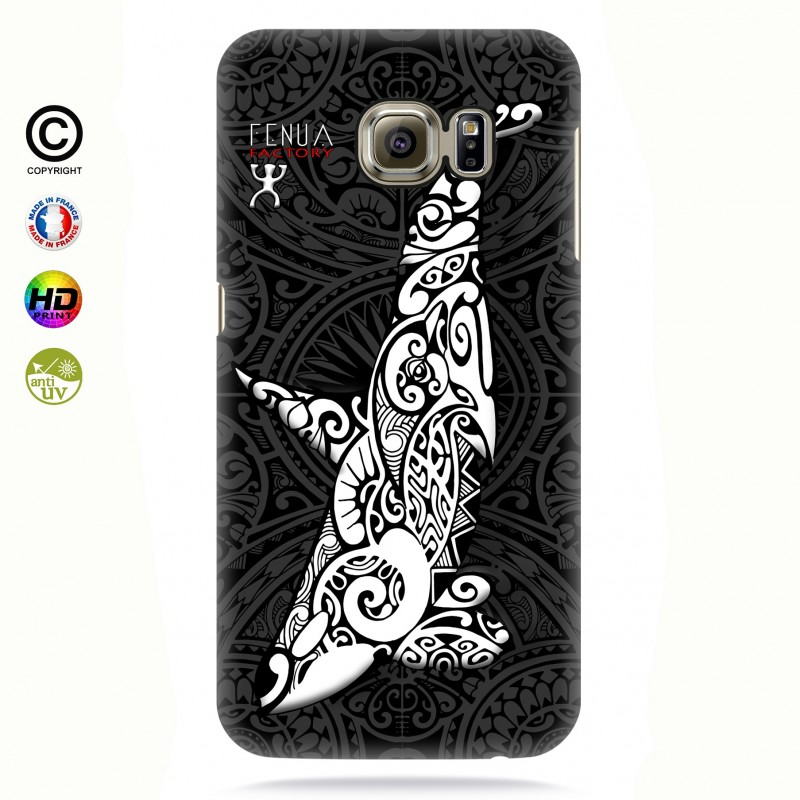 Coque galaxy s7 edge Orque B&W