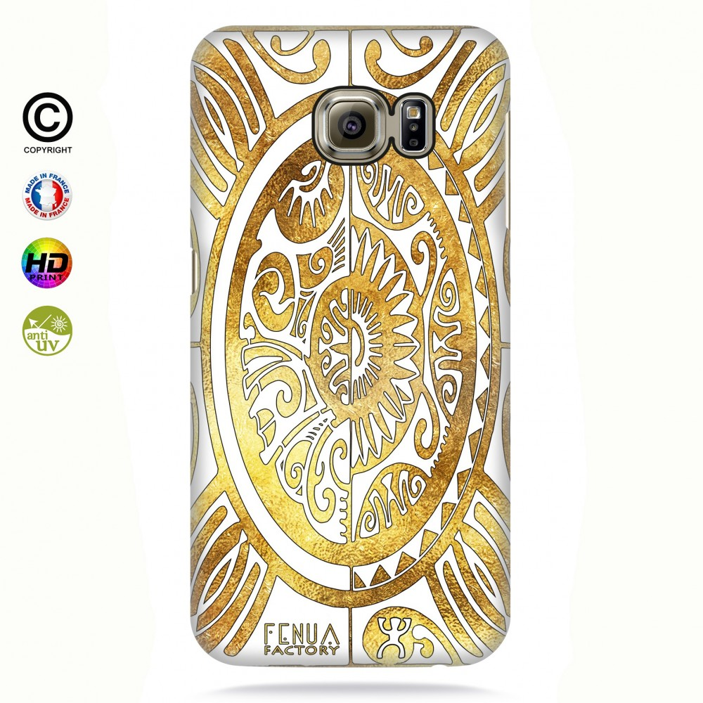 coque galaxy s7 edge gold