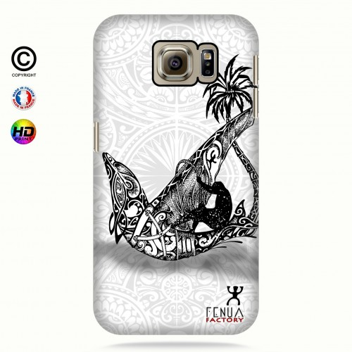 coque galaxy s6 B&W Dolphin Sailboard