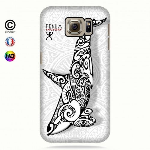 Coque galaxy s7 Orque B&W
