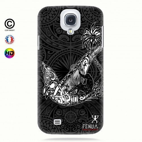 coque galaxy s4 B&W Dolphin Sailboard