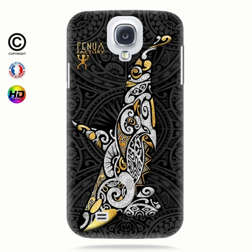 Coque galaxy s4 Orque Gold