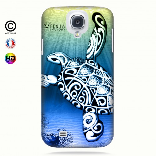 Coque galaxy s4 Turtle Under the Sea