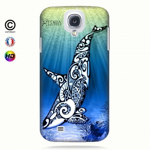 Coque galaxy s4 Orca Under the Sea