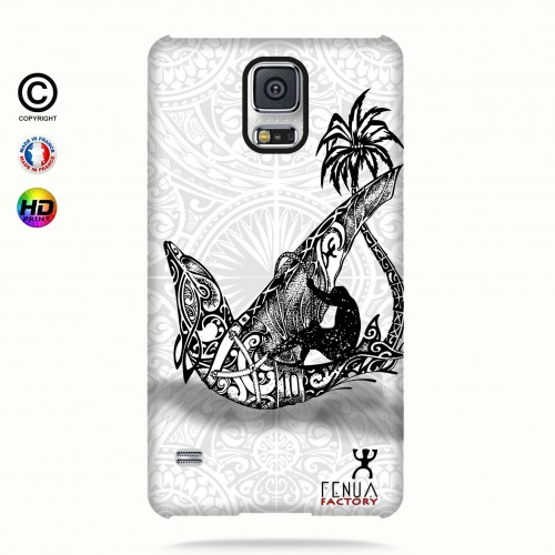 coque galaxy s5 B&W Dolphin Sailboard
