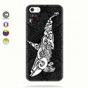Coque iphone 5-5s-5se Orque B&W