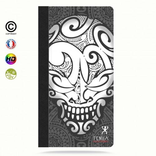 coque iphone 6+/6S+ Big B&W Skulls