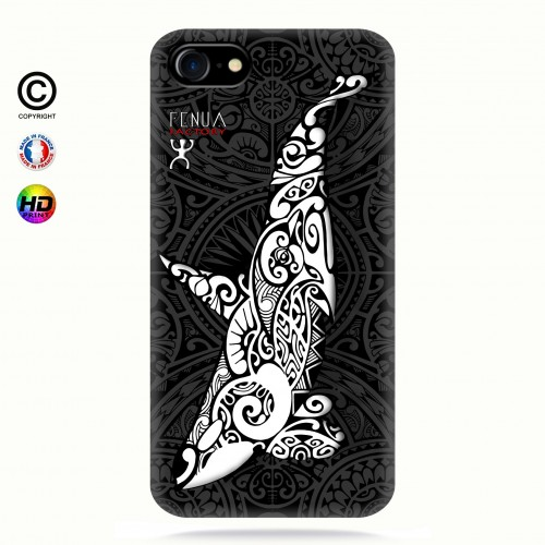 Coque iphone 7 Orque B&W