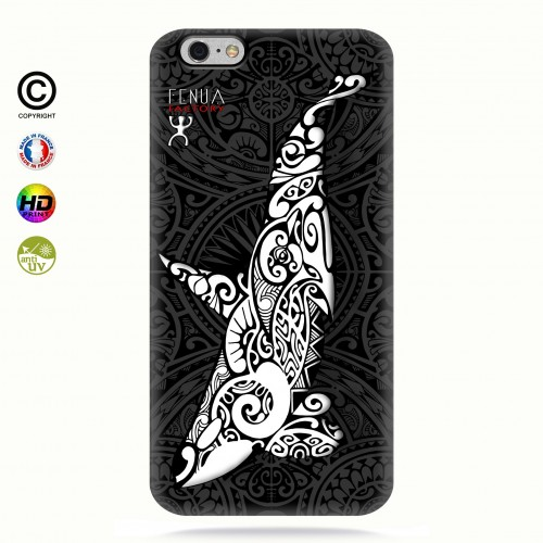 Coque iphone 6-6s Orque B&W