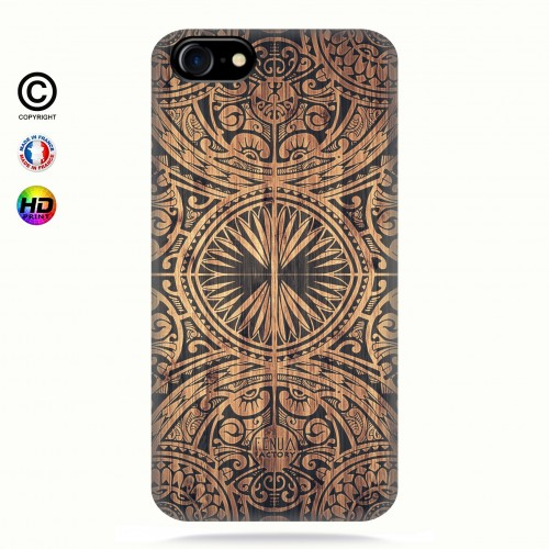 coque iphone 7 Tribal Bamboo
