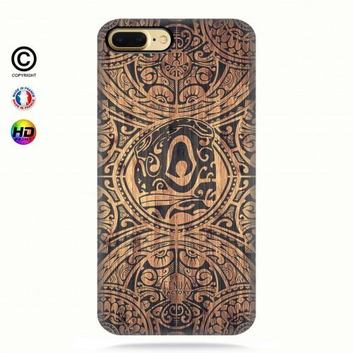 coque iphone 7 Tribal Tiki Bamboo