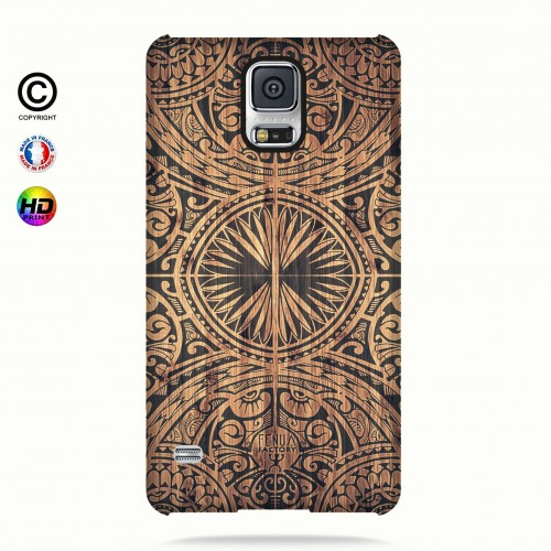 Coque galaxy s5 tribal bamboo