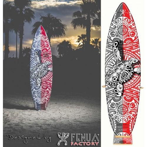 """Planche de surf édition Ultra limitée """"Birth"""" turtle"""