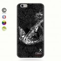 coque iphone 6+/6s+ B&W Dolphin Sailboard