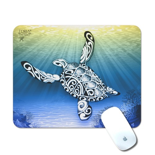 Tapis de Souris Turtle Under the Sea
