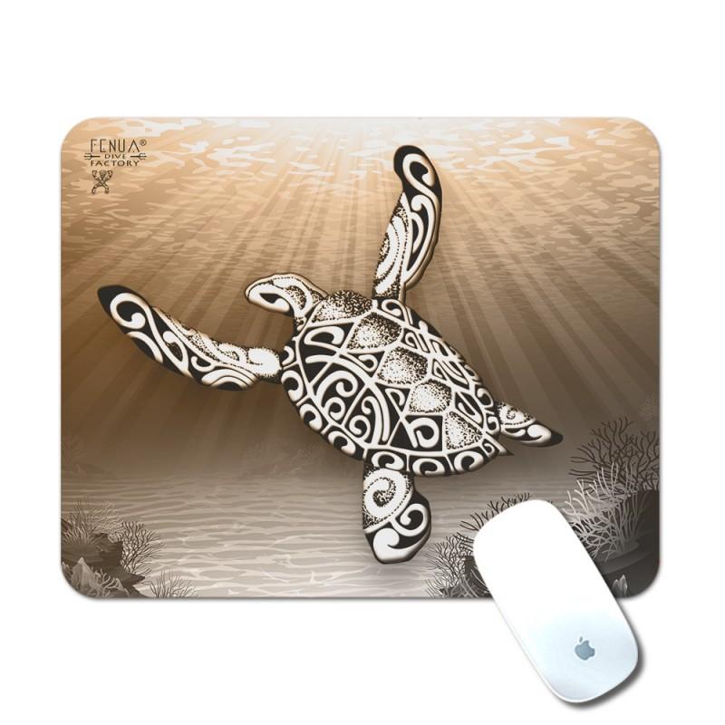 Tapis de Souris Turtle Under the Sea