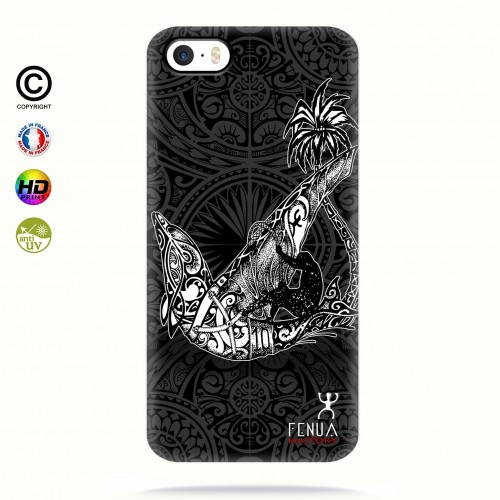 coque iphone 5-5s-5se B&W Dolphin Sailboard