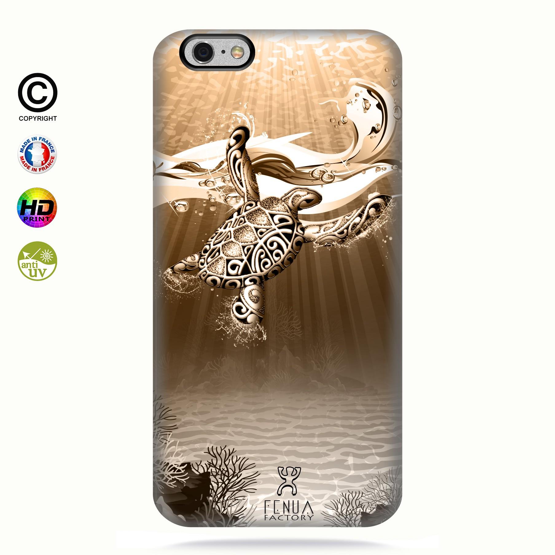 coque iphone 6 octopus