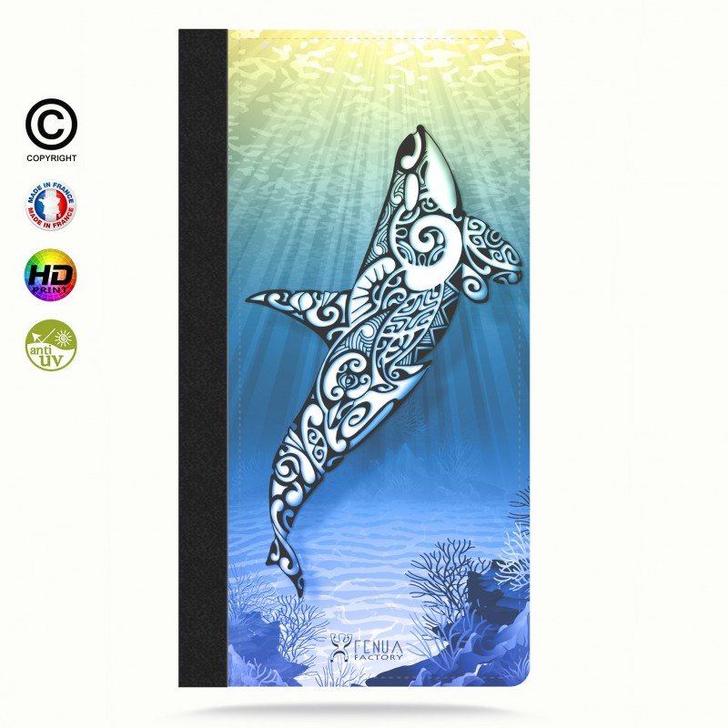 Coque iphone 6-6s Orca Under the Sea
