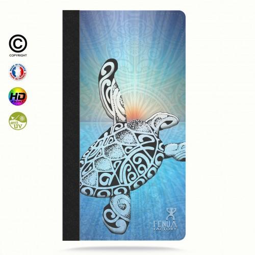Coque iphone 6-6s Turtle Sunset