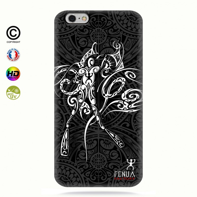 coque iphone 6-6s b&w diving