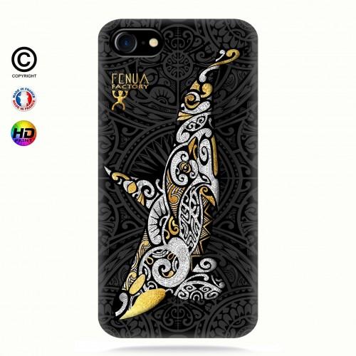 Coque iphone 7 Orque Gold