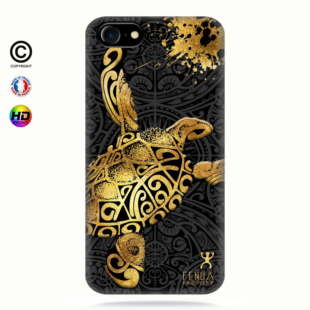 coque iphone 8 tortue