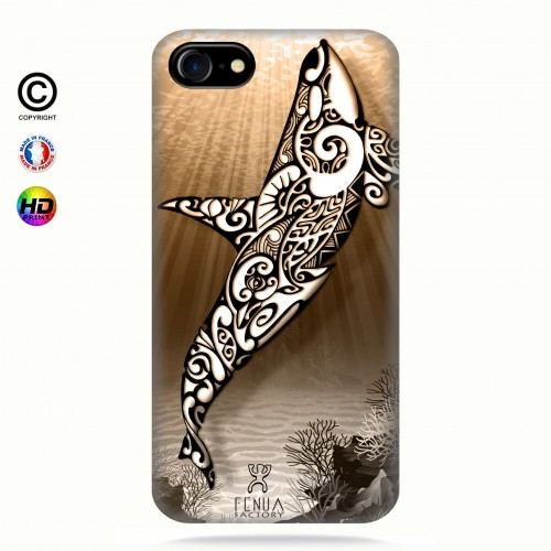 Coque iphone 7 Orca Under the Sea