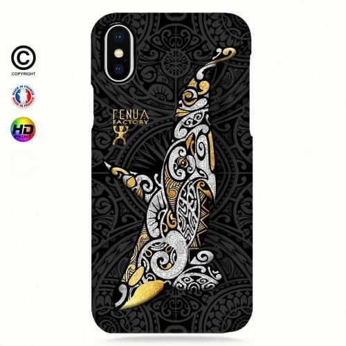 Coque iphone 8+ Orque Gold