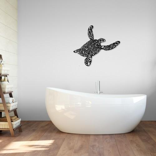 "Sculpture design "" The Turtle"" INOX"
