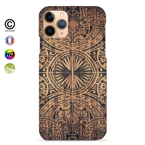 coque iphone 11 max pro Tribal Bamboo