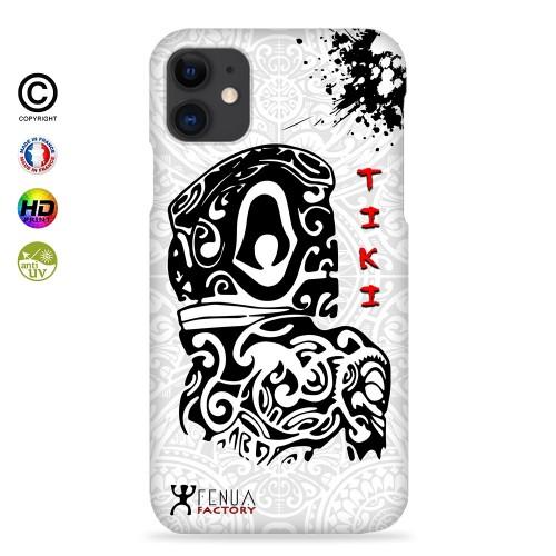 Coque iphone 8+ Tiki B&W